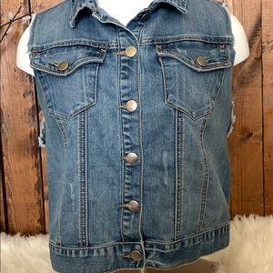 Forever 21 Jackets & Coats - Denim vest